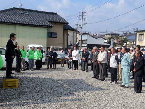 飯田市議選応援、競争政策調査会・経済産業部会合同会議に出席